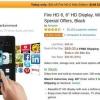 [Offre Alerte] d'Amazon incendie HD 6 And Fire HD 6 Enfants édition comprimés sont 70 $ et 120 $ Aujourd'hui (30 $ de rabais Chaque)